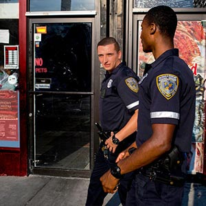 Local Business Security Patrol and Crime Prevention
