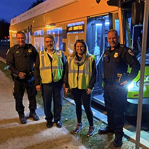 Transportation and Transit Security Services