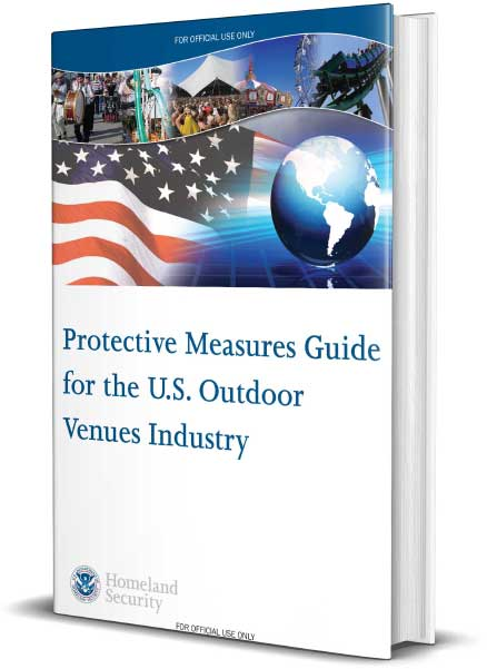 Protective security measures for outdoor events