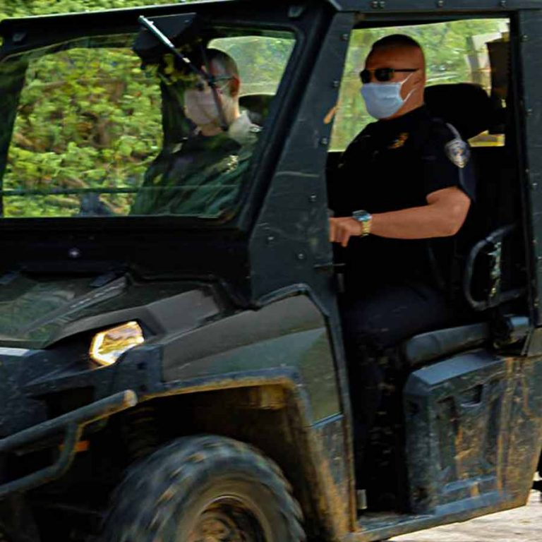 Land Management Life Safety, Protective Security, and Patrol Services