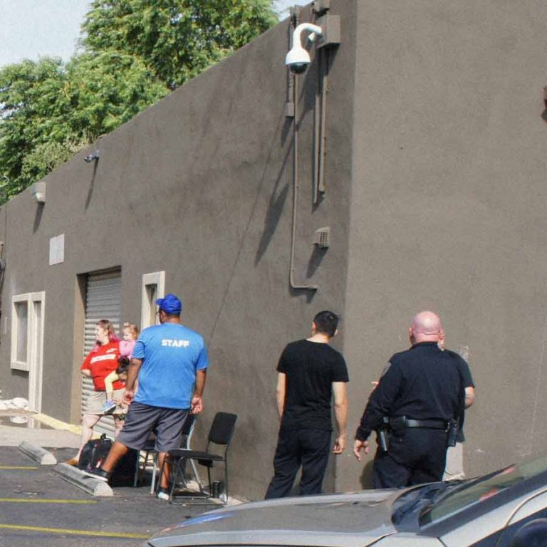 Public Safety and Security Services for Community-Based Nonprofit Organizations