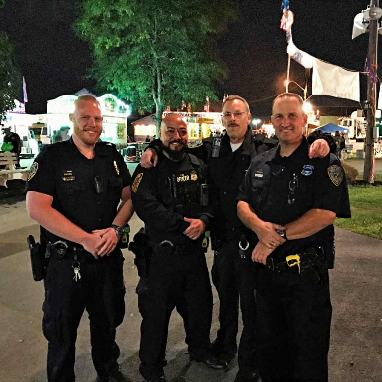 Fairs, Festivals, and Special Event Public Safety, Security, and Police Services